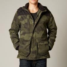 Fox Mason Camo Jacket