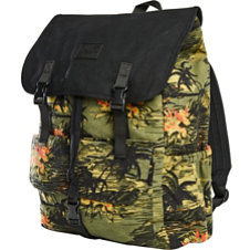 Fox Excursion Backpack - Black