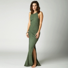 Fox Max Out Maxi Dress