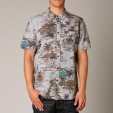 Fox Raid s/s Woven Shirt
