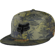 Fox Boys Raid Snapback Hat
