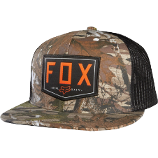 Fox Evidently Snapback Hat