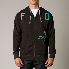 Fox Ceremonial Zip Front Hoody