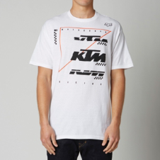 Fox KTM Stacked s/s Tee