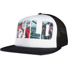 Fox Wild Pop Snapback Hat