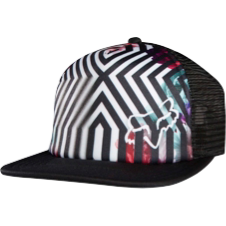 Fox Blurred Snapback Hat