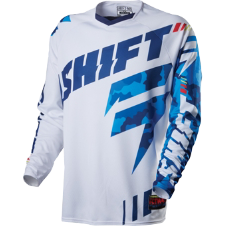 SHIFT Faction Camo LE Jersey