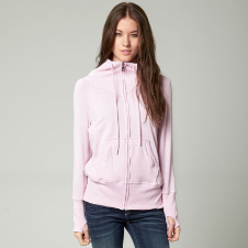 Fox Mix Up Zip Hoody