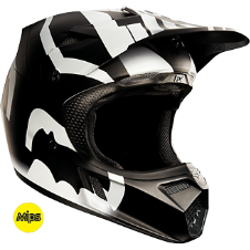 Fox V3 Savant Helmet