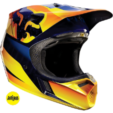Fox V3 Flight Helmet