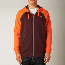 SEKWEL ZIP FLEECE [DRK FAT]