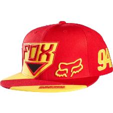 Fox Roczen Snapback Hat