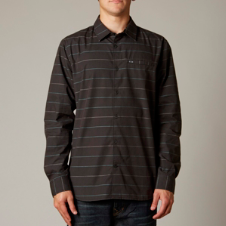 Fox Cut the Lines L/S Woven