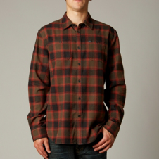 Fox Rocky Night L/S Flannel