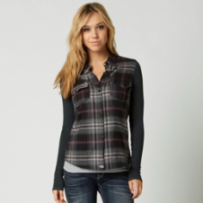 Fox Brushfire Flannel