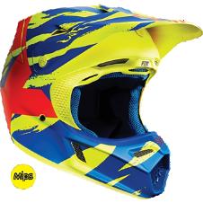 Fox V3 Marz Helmet