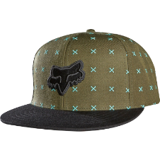 Fox Johnburg Snapback Hat