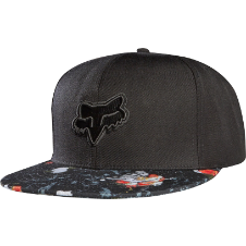 Fox Decomposed Snapback Hat