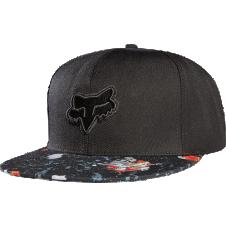 Fox Decomposed Snapback Hat