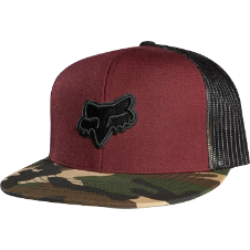 Fox Turbulent Snapback Hat
