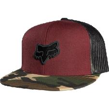 Fox Turbulent Snapback Hat