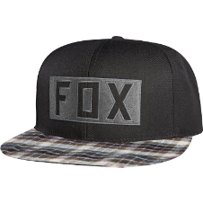Fox Edge Line Snapback Hat