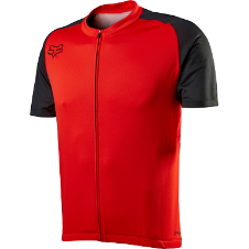 Fox Aircool Zip Jersey
