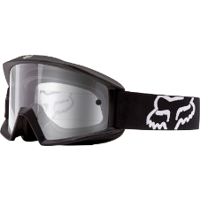 Fox Main Goggle - Matte Black