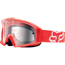 Fox Main Goggle - Red