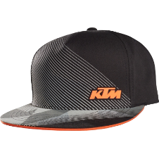 Fox KTM Rocker Fader Snapback Hat