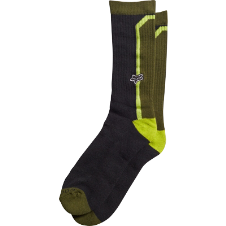 Fox Pitch Crew Sock