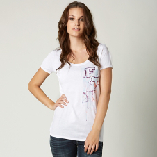 Fox Woodrun Scoop Tee
