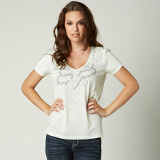Fox Disarmed Vneck Tee