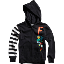 Fox Boys Grifter Zip Front Hoody