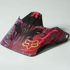 Fox MX15 Youth V1 Dragnar Helmet Visor