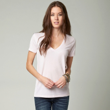 Fox Cold Heart Vneck Tee