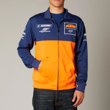 Fox KTM Replica Track Jacket
