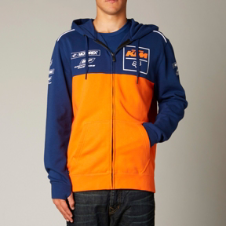 Fox KTM Replica Zip Front Hoody
