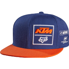 Fox KTM Replica Snapback Hat