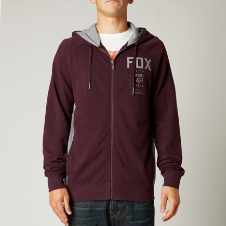 Fox Havoc Zip Front Hoody