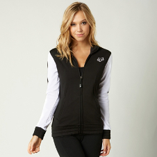 Fox Challenger Track Zip Fleece