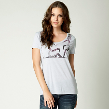 Fox Bindings Scoop Tee