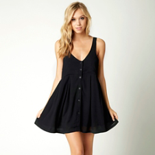 Fox Wild One Dress