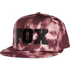 Fox Free Fallin Baseball Hat