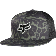 Fox Cheebrah Snapback Hat