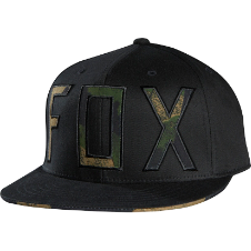 Fox Carnage Camo 210 Fitted Hat