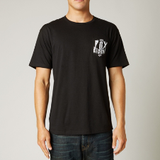 Fox Spinal Check S/S Tee