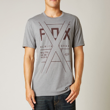 Fox Crossed Fiction s/s Premium Tee