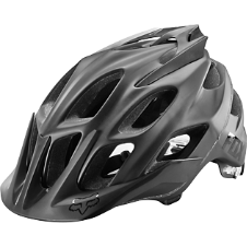 Flux Matte Black Helmet