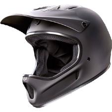 Fox Rampage Matte Black Helmet